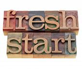 stock photo of fresh start  - fresh start  - JPG