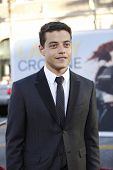 LOS ANGELES - JUNE 27: Rami Malek arrives at the Premiere of Universal Pictures' 'Larry Crowne' at G