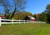 foto of tobacco barn  - Maryland Tobacco Barn in St - JPG