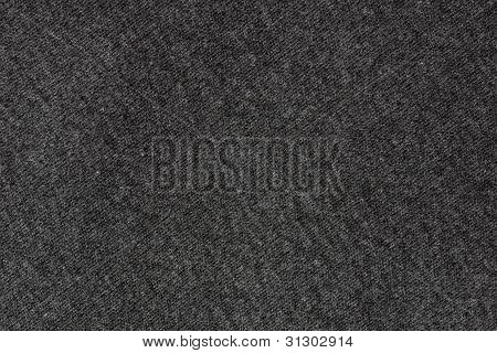 Light Gray Woollen Fabric Texture