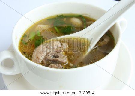 Sopa de rabo de boi