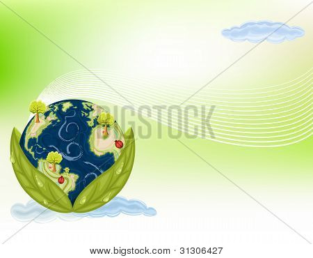 Green Earth - Ecology Background