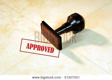 Ruber Stamp