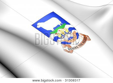 Falkland Islands Coat Of Arms
