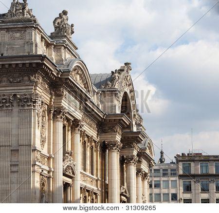 Bourse De Bruxelles In Brussels