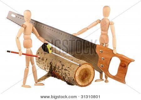Dummies, Tools And Log