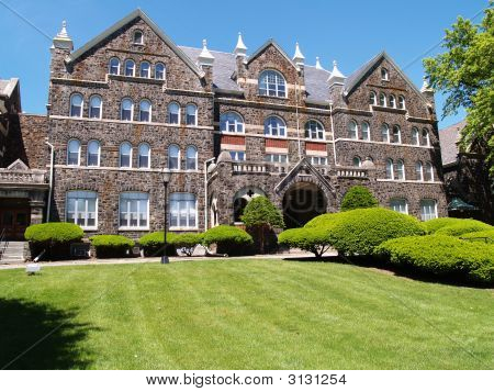 Comenius Hall, Moravian College, Bethlehem, Pa