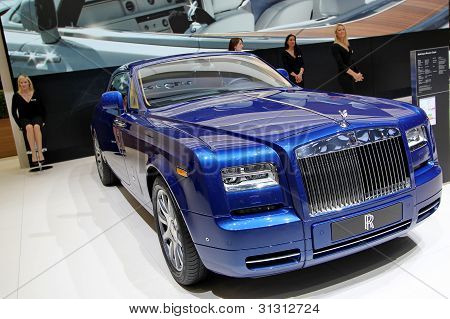 Rolls Royce Phantom Serie 2 Coupe