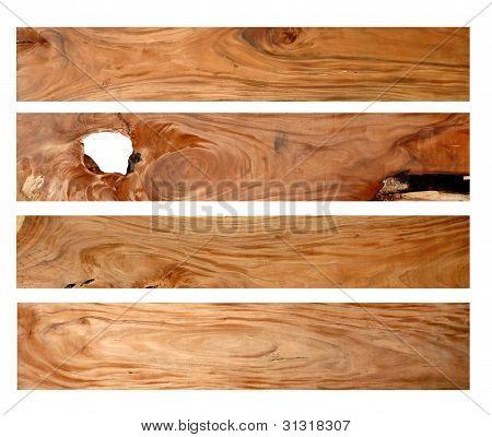 textura del tablero de madera