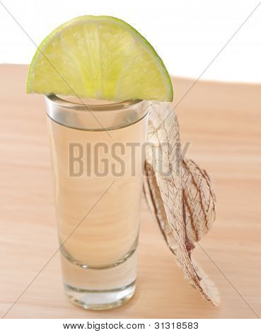 Tequila And Limea