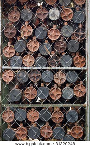 Russian Anti-personnel blast mines, Cambodia