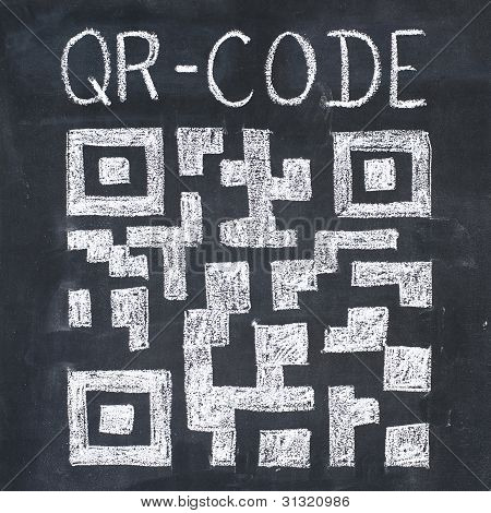 Qr-code Drawing