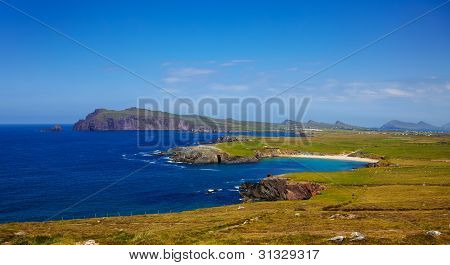 Clogher Head, Sybil Head And Grotto