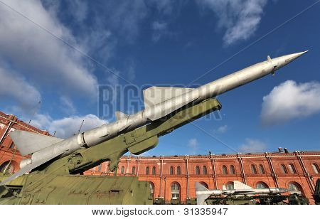 ballistic missile