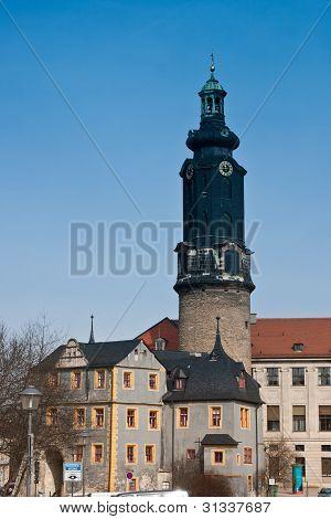 Castle of Weimar