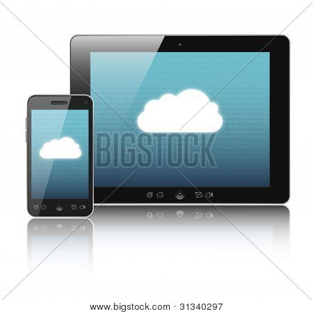 cloud computing Verbindung