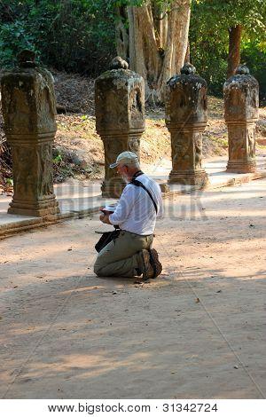 Travel To Prasat Preah Khan