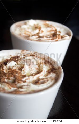 Delicious Hot Chocolate