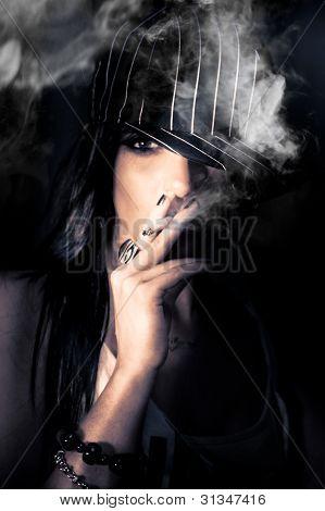 Sneaky Smoke
