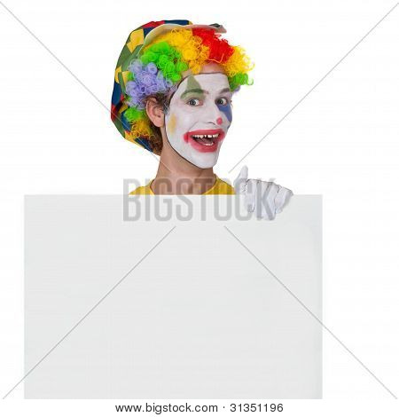 Vending Clown