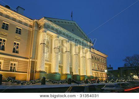 Tartu University Main Building