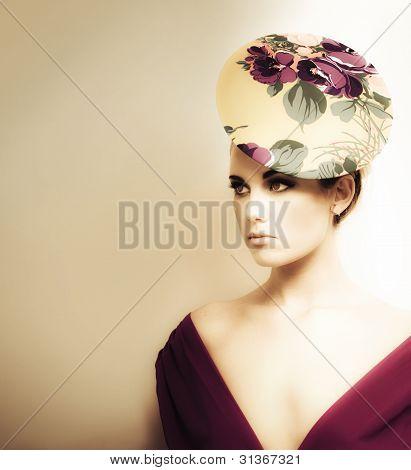 High Fashion Portrait
