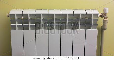 Radiator For Heating  Premises