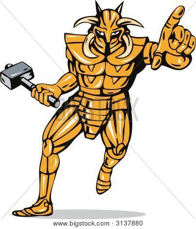 Villain_Knight_Armor_Hammer