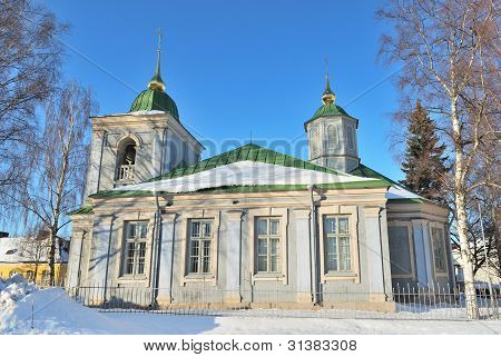 Lappeenranta, Finland. Orthodox Church