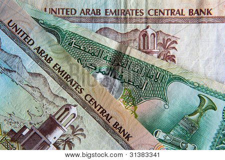 United Arab Emirates banknotes
