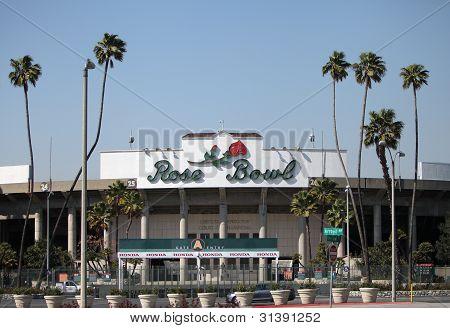 The Rose Bowl Stadium, Pasadena, Ca