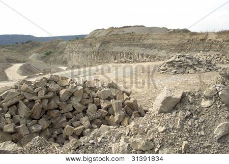 Stone Pit Scenery