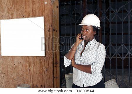 Lovely Female Construction Admin (1)