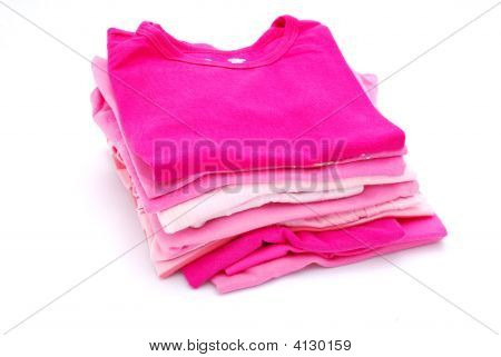 Clothes Pink