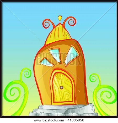 Cartoon_ house