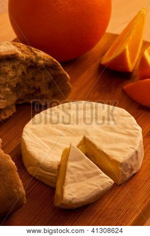 french cheese on breakfast