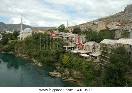 Mostar. Old Town.