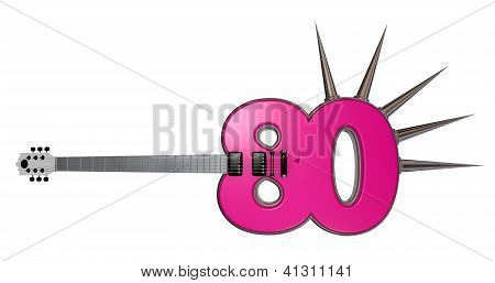 Number Eighty Guitar