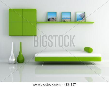 Verde Relax Room