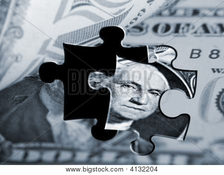 Usa Dollar Puzzle