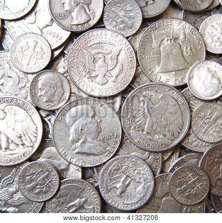 Silver USA Coins