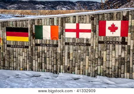 Four Flags