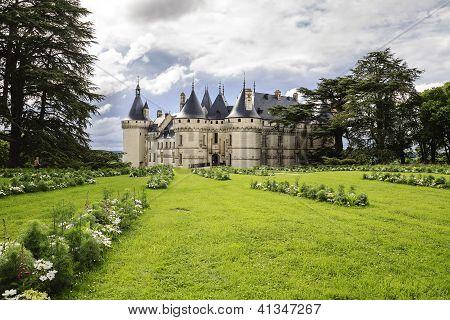 Chaumont Castle, France.
