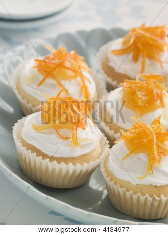 St Clements Cup Cakes