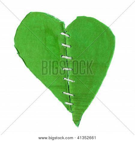 Fixed Brocken Heart