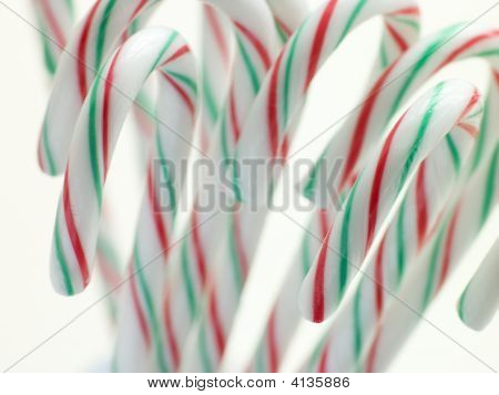 Christmas Peppermint Candy Sticks