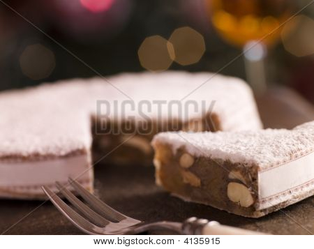 Wedge Of Panforte