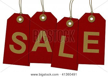 Having A Sale