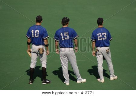 Sports Baseball Players