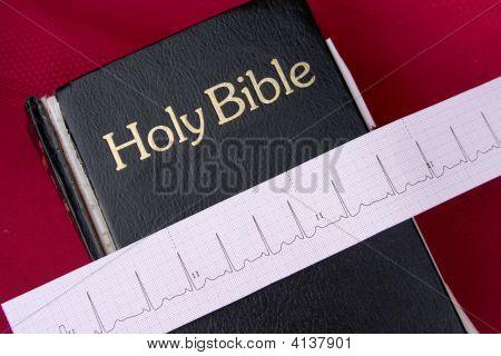 Holy Bible Ekg